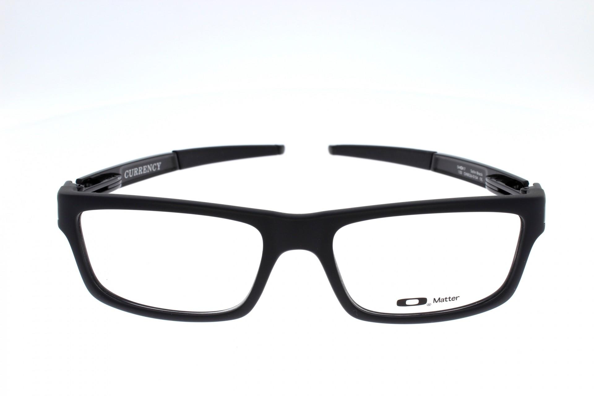 8f1e4bc6db OAKLEY CURRENCY Satin Black OX 8026-01 (54)